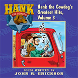 Hank's Greatest Hits Volume 3