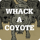 whack-a-coyote
